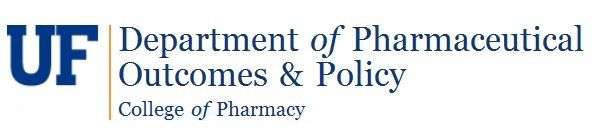 UF Department of pharmaceutical outcomes and policy