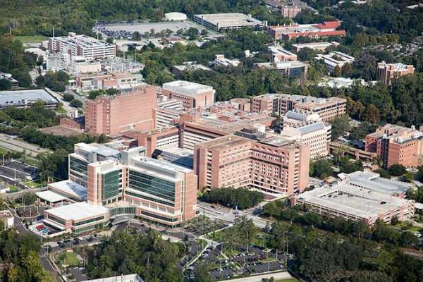 College of Pharmacy at UF