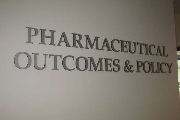 Pharmaceutical Outcomes and Policy