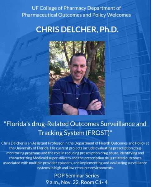 Chris Delcher POP Seminar