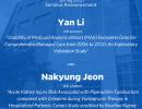 POP Seminar Announcement: Yan Li and Nakyung Jeon