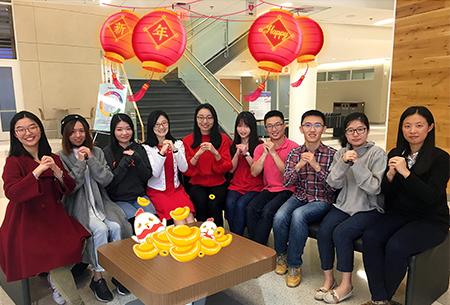 Happy Lunar New Year POP Students