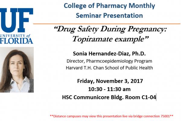 Dr. Hernandez-Diaz Seminar