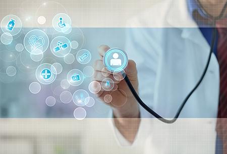 Health Database Slider