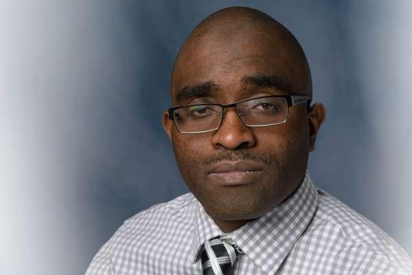 Dr. Karam Diaby, UF Pharmacy Faculty, College of Pharmacy