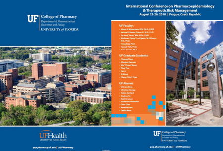 ICPE 2018 information for UF Department of Pharmeutical Outcomes and Policy
