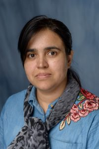 picture of graduate student Munaza Riaz