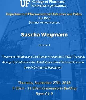 Sascha Wegmann Seminar