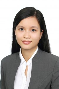 Headshot of graduate student Phuong Tran