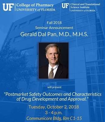 Dr. Dal Pan Seminar and guest speaker