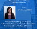 POP Seminar Announcement: Brianna Costales