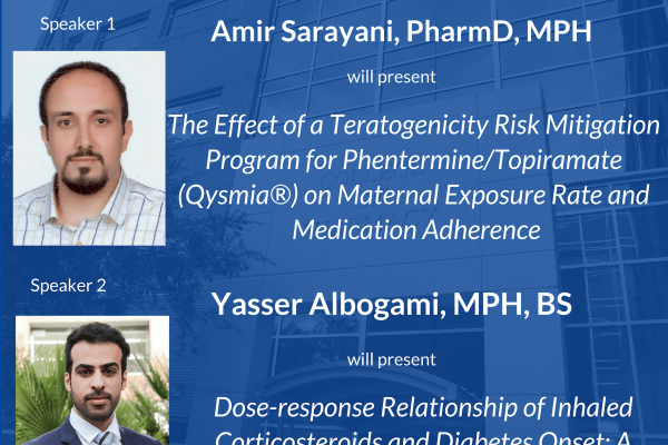 Amir and Yasser Seminar 2019
