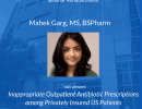 POP Seminar Announcement: Mahek Garg