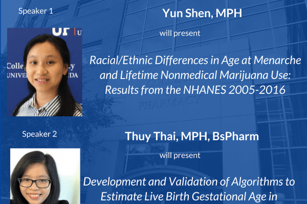 Thuy and Yun Seminar