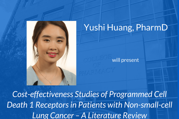 Yushi Huang Seminar