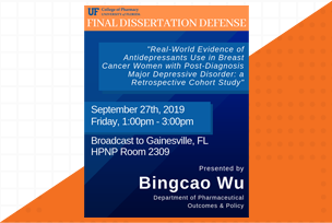 Final Dissertation Defense – Bingcao Wu thumbnail image