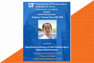 Jingchuan Guo Seminar Announcement