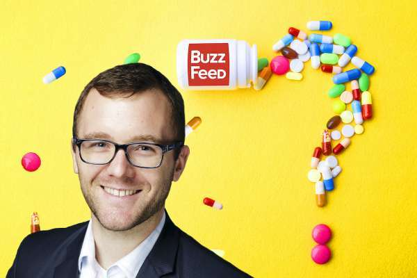 Josh Brown BuzzFeed