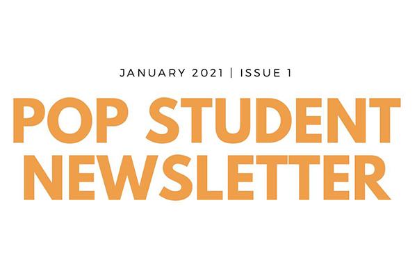 POP Student Newsletter