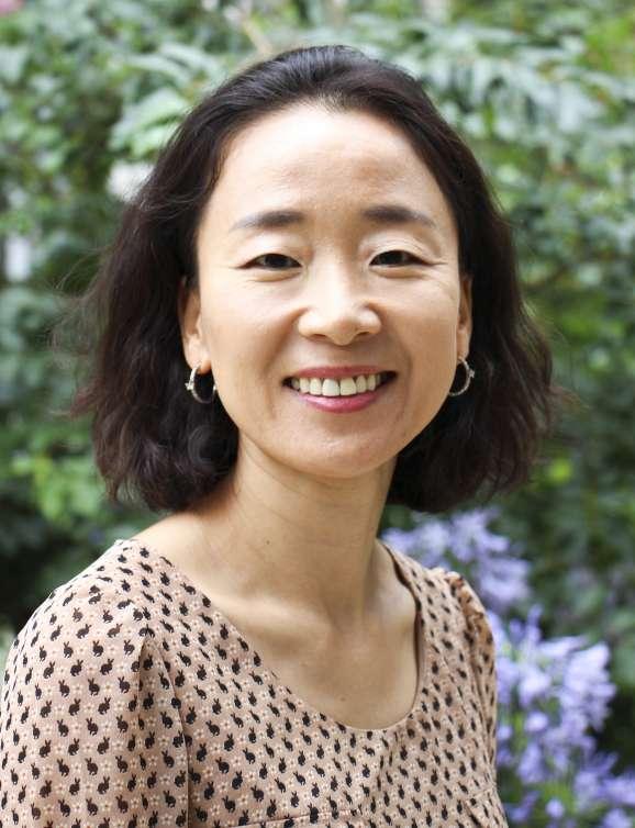 Dr. Haesuk Park headshot