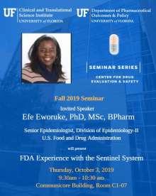 Efe Eworuke Seminar Oct 2019