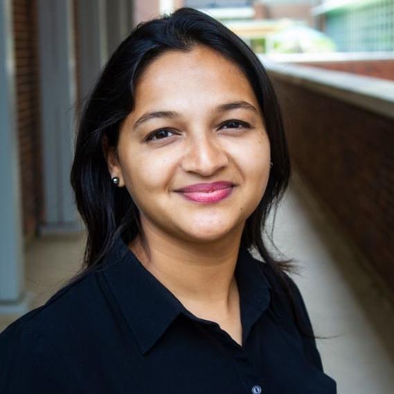 Shailina Keshwani, B.S. Pharm., B.A.S.