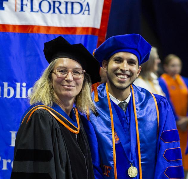 Juan graduation