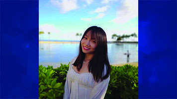 Alice Chen, phd student