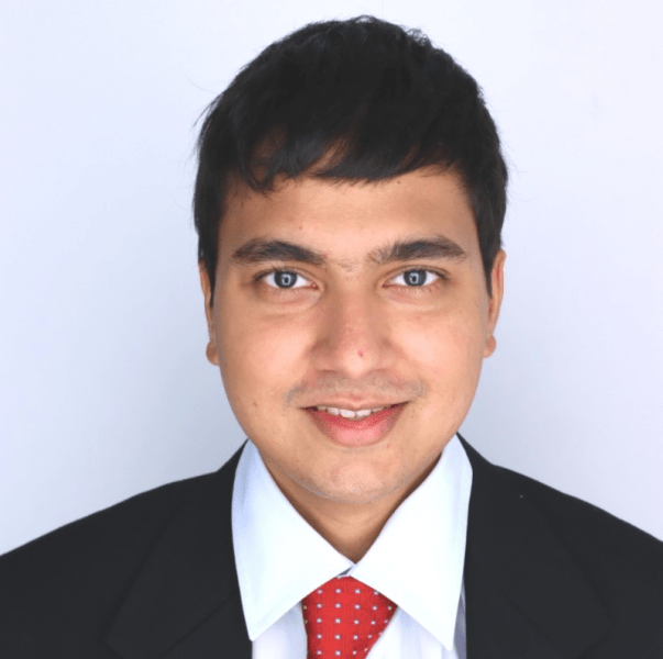 Raj Desai 2021 Headshot